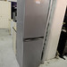 Hotpoint silver fridge freezer