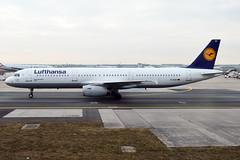 Lufthansa, D-AISX, Airbus A321-231 (Anna Zvereva) Tags: plane airport aviation airbus boeing spotting dme domodedovo домодедово uudd