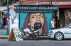 Street Scene -Colonia Roma- (Mexico City. Gustavo Thomas © 2015)