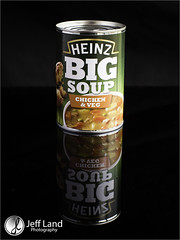 Heinz Big Soup - Day 033 of 365 - 2015 (Jeff Land) Tags: stilllife reflection project photography photo photographer can professional portfolio product heinz warwickshire tabletop stratforduponavon windowlight bigsoup canonef50mmf12lusmlens canoneos5dmarkiii jefflandphotography jeffland wwwjefflandphotographycouk wwwphotowarwickshirecouk photowarwickshire