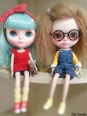 {Betina e Nina}