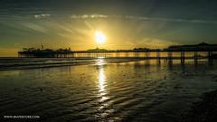 Brighton Beach Sunset (JR Aperture) Tags: uk england jason beach photography sussex aperture brighton jr february reeve 2015 jraperture