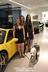 Dog Fashion Show At Ferrari Maserati Of Long Island (DelayInBlock Photography) Tags: show california food ny dogs fashion island women long italia events jewelry ferrari prizes luxury maserati donations raffles f12 berlinetta 458 littleshelter