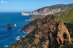 From Nebida to Pan di Zucchero (Rob McFrey) Tags: sardegna sea landscape rocks mare paesaggio nebida masua sulcis pandizucchero iglesiente