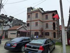 Ohel Moishe Synagogue (Daniel Brennwald) Tags: china shanghai synagogue hongkou ohelmoishe northshanghai