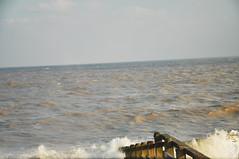 DSC_1251 [ps] - Longshore (Anyhoo) Tags: uk winter sea england water coast suffolk waves horizon coastal shore groyne aldeburgh lowsun orfordness retention slaughden anyhoo coastalengineering photobyanyhoo