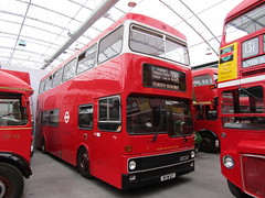 WYW 6T (markkirk85) Tags: new bus london buses museum transport m6 metrobus mcw 6t wyw 91978 wyw6t
