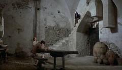 The Decameron, Pier Paolo Pasolini, 1971 (Architettura Povera as Arte Povera ( Poor Architec) Tags: old italy cinema art abandoned film architecture ruins poor unfinished derelict pasolini artepovera