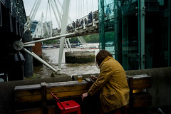 Beer by the Thames (bigsplash) Tags: leica uk london thames southbank m9