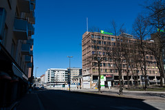 Postitalo 05/2016 (location: unknown) Tags: buildings finland living europe places demolition service underconstruction tampere offices deconstruction postitalo purkaminen