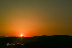 DP2M9992Lr (photo_tokyo) Tags: sunset yokota usaf  airborn c130 hachioji  yokotaab