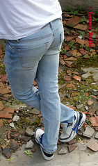jeansbutt9606 (Tommy Berlin) Tags: men ass butt jeans ars levis