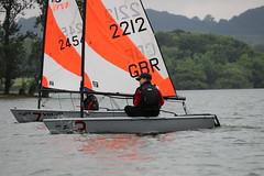 2212 (JamesOakley123) Tags: blue orange water sport sailing pro rs tera