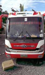 Froehlich Hyundai throwback (6) (Joniel Joseph) Tags: beginning hyundai madeinkorea busesinthephilippines hyundaiaerospacels d6ac q340 koreanbuses frhlichtourstouristtransportserviceinc p2pbusservice