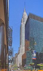 J (NewYorkitecture) Tags: 1930 artdeco chryslerbuilding midtownmanhattan newyorkcity williamvanalen commercial