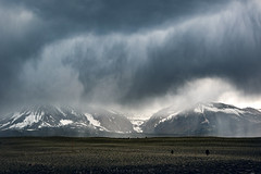 Between the action. (mnlphotography) Tags: travel storm mountains rain landscape stormy hills adventure explore sierras tamron epic induro tamron1750mm28vc 7dmarkii 7dmark2
