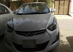 Hyundai - Elantra - 2015  (saudi-top-cars) Tags: