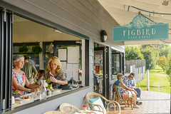 Berry Cafe Fig Bird (Visit Shoalhaven) Tags: food sun water coffee coast cafe berry south deli shoalhaven figbird unspoilt