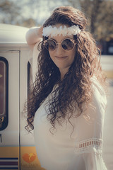 Feelin Groovy (Keltron - Thanks for 7 Million Views!) Tags: modeling erin brunette 1970s browneyes curlyhair prettygirl select 1970sfashion alaskangirls anchoragegirls