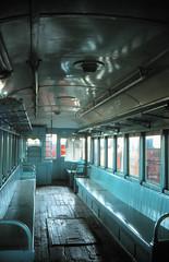 Taiwan - Xinying - Sugar Rail (railasia) Tags: heritage interior taiwan nineties tsc motorcar 762mm xinying industrialnarrowgauge