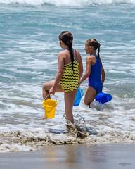 DSC_0623 (Kevin MG) Tags: ocean ca girls usa cute beach water kids youth losangeles sand pretty little young malibu zuma zumabeach