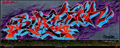 Artist: Sure (pharoahsax) Tags: world street urban bw streetart get art colors wall writing germany painting deutschland graffiti artwork mural paint artist kunst tag tags spray peinture urbanart painter writer graff sure baden karlsruhe ka legal spraycan wrttemberg sden pmbvw worldgetcolors