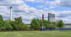 View Of Pilkingtons. (Cycling Saint) Tags: sthelens merseyside victoriaparksthelens nikond750nikkor50mmg