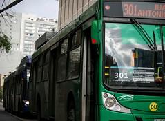 Transantiago - 301 (benjalecaros) Tags: transantiago 301 buses vule caio mondego volvo mercedes benz subus santiago