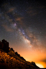 Samanyolu (himmetyildirim) Tags: night canon way eos long milky milkyway exposures 6d gece denizli uzun samanyolu honaz pozlama