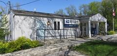 Post Office 53060 (Newburg, Wisconsin) (courthouselover) Tags: wisconsin wi newburg postoffices washingtoncounty milwaukeemetropolitanarea