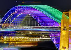 Vivid 2016 (aaron saye) Tags: bridge light house festival opera harbour sydney vivid australia vivd kirribilli 2016