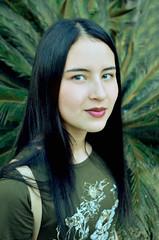 Pavo real (jhonatan9516) Tags: green girl nikon colombia medellin d5100