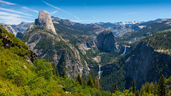 Yosemite 2016 (hermitsmoores) Tags: vacation nature woods nikon hiking lakes roadtrip yosemite halfdome fullframe fx forests yosemitevalley d800 vernalfalls nevadafalls onewithnature nikkor2870mmf28 highsierraloop nikond800