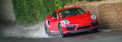 Porsche 911 (jdl1963) Tags: sport festival speed climb hill 911 s turbo porsche motor goodwood motorsport 2016