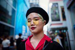 Chama (Jon Siegel) Tags: street portrait japan japanese tokyo nikon 14 sigma harajuku 24mm 24mmf14 d810 sigma24mmf14art