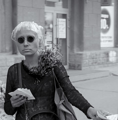 IMG_4123-1 (Alexis2k) Tags: woman freak streetphoto novosibirsk nsk
