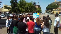 lezione 26-05 piazza Roma Aprilia