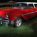 1957 Pontiac Chieftian Star Chief Safari (2016 ISWC Station Wagon Annual Convention)