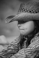 Caroline (dmaxphil) Tags: 135mmf2 d800 cowgirl