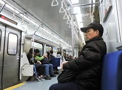Train to Keelung, Taiwan (asterisktom) Tags: railroad train taiwan rail february keelung badu 2016 trip20152016cambodiataiwan