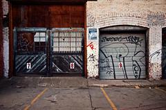 Graffiti #1 (MBates Foto) Tags: railroadave spokane washington alleyway streetscene color outdoors downtown graffiti unitedstates 99201