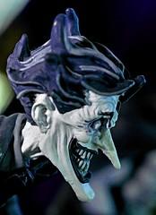 Eternal Con Joker Figurine Close Up (Mike Rogers Pix) Tags: cosplay batman captainamerica madmax bane catwoman deadpool eternalcon