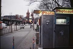(golfpunkgirl) Tags: city travel winter holiday berlin canonav1 slr film museum sisters germany holocaust memorial sister 400 ubahn filmcamera citybreak aischa negfilm lomography400 bestsis march2016