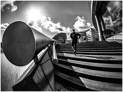 Ultrawide Wednesday.... (kevingrieve610) Tags: more london tower bridge flickr walking wow outdoor samyang 8mm fisheye fujifilm