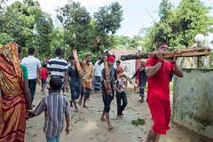 H504_3372 (bandashing) Tags: trees red england music green manchester drums dance shrine village hill pray crowd logs sing sylhet bangladesh carry socialdocumentary mazar aoa shahjalal bandashing akhtarowaisahmed treecuttingfestival lallalshahjalal