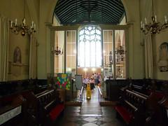 looking west (Simon_K) Tags: cambridge church university churches colleges stmichael cambridgeshire eastanglia cambs michaelhouse churchess