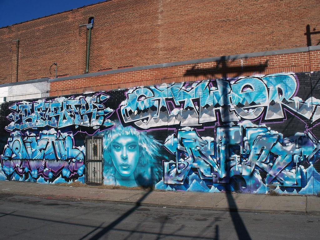 The world 39 s best photos of cincinnati and graffiti for Cincinnatus mural
