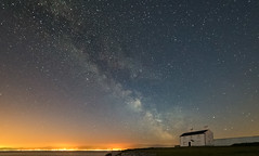 'Trinity Starscape' - Penmon, Anglesey (Kristofer Williams) Tags: sky house wales night stars landscape nightscape space cottage astro galaxy astrophotography milkyway anglesey penmon penmonpoint