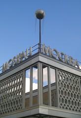Caf Moskau, Berlin Mitte II (Twizzer88) Tags: germany gdr deutschland ddr dictatorship modernism modernist architecture concrete socialism socialist communism communist eastgermany easternblock sputnik