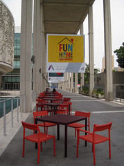 Not All of the Chairs Were Empty Here (Robb Wilson) Tags: downtownla losangeles dorothychandlerpavilion theater plays musicals